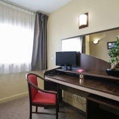 Отель Appart'City Nice Acropolis Франция, Ницца - 6 отзывов об отеле, цены и фото номеров - забронировать отель Appart'City Nice Acropolis онлайн удобства в номере фото 2