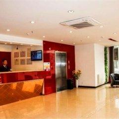 Отель Elan Inn Huixian Dongguan Village интерьер отеля
