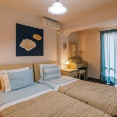 Отель Aegean Blue Villa комната для гостей фото 5