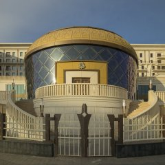 Гостиница The St. Regis Astana Казахстан, Нур-Султан - 1 отзыв об отеле, цены и фото номеров - забронировать гостиницу The St. Regis Astana онлайн
