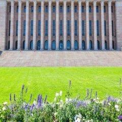 Отель Hellsten Helsinki Parliament балкон