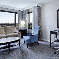 Отель Washington Hilton комната для гостей фото 3