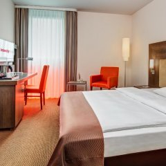 Отель Intercityhotel Berlin-Brandenburg Airport комната для гостей фото 3