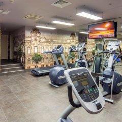 Отель Indigo Санкт-Петербург - Чайковского фитнесс-зал фото 3