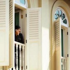 Отель Intercontinental Singapore балкон