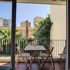 Отель Park Promenade Terrasse by Nestor&Jeeves балкон