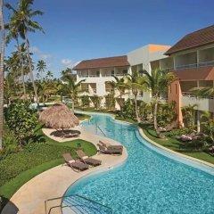Отель Secrets Royal Beach Punta Cana Доминикана, Пунта Кана - отзывы, цены и фото номеров - забронировать отель Secrets Royal Beach Punta Cana онлайн бассейн фото 3