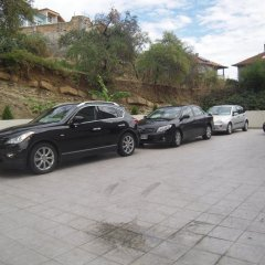 Bona Dea Club Hotel Свети Влас парковка