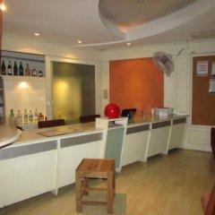 Sibamboo Hostel & Bar Бангкок в номере фото 2