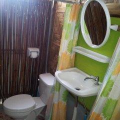 Отель Rann Chalet Beach Side Ланта ванная фото 2