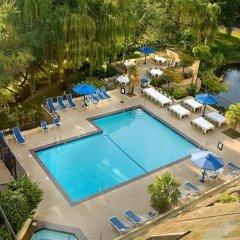 Отель Hilton Bellevue бассейн фото 3