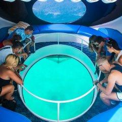 Отель Sindbad Club бассейн фото 2