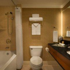 Отель Le Soleil by Executive Hotels Канада, Ванкувер - отзывы, цены и фото номеров - забронировать отель Le Soleil by Executive Hotels онлайн ванная фото 2
