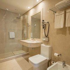 Отель NH Lisboa Campo Grande ванная фото 2