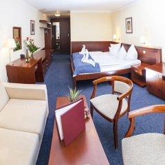 Отель Francis Palace Чехия, Франтишкови-Лазне - отзывы, цены и фото номеров - забронировать отель Francis Palace онлайн удобства в номере фото 2
