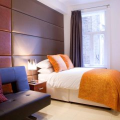 Отель Belle Cour Russell Square Великобритания, Лондон - отзывы, цены и фото номеров - забронировать отель Belle Cour Russell Square онлайн комната для гостей фото 4