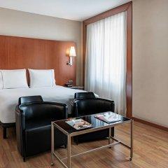 Отель AC Hotel Los Vascos by Marriott Испания, Мадрид - отзывы, цены и фото номеров - забронировать отель AC Hotel Los Vascos by Marriott онлайн комната для гостей фото 3