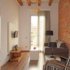 Апартаменты MH Apartments Center комната для гостей