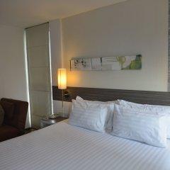 Отель The Mini R Ratchada Hotel Таиланд, Бангкок - отзывы, цены и фото номеров - забронировать отель The Mini R Ratchada Hotel онлайн комната для гостей фото 3