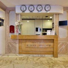 Отель Select Hotel Италия, Флоренция - 7 отзывов об отеле, цены и фото номеров - забронировать отель Select Hotel онлайн интерьер отеля фото 2