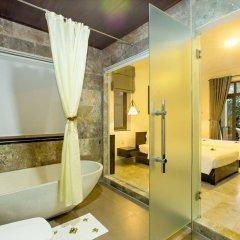 Отель Phu Thinh Boutique Resort And Spa Хойан ванная