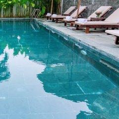 Отель An Bang Beach Hideaway Homestay Вьетнам, Хойан - отзывы, цены и фото номеров - забронировать отель An Bang Beach Hideaway Homestay онлайн бассейн