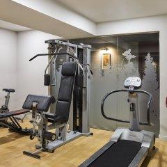 Отель T3 Tirol Мадрид фитнесс-зал фото 2