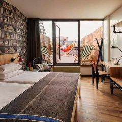 Отель Generator Paris Стандартный номер с различными типами кроватей
