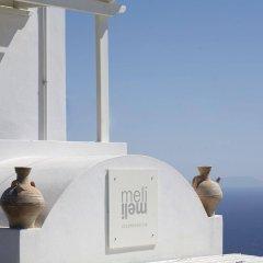Отель Meli Meli Греция, Остров Санторини - отзывы, цены и фото номеров - забронировать отель Meli Meli онлайн интерьер отеля