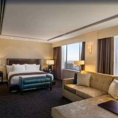 Отель DoubleTree by Hilton Hotel Los Angeles Downtown США, Лос-Анджелес - 8 отзывов об отеле, цены и фото номеров - забронировать отель DoubleTree by Hilton Hotel Los Angeles Downtown онлайн комната для гостей фото 5
