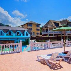 Парк-отель ДжазЛоо пляж