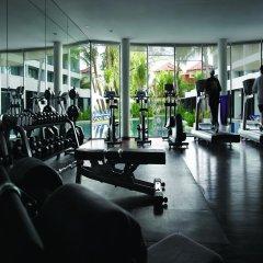 Отель Hard Rock Hotel Penang Малайзия, Пенанг - отзывы, цены и фото номеров - забронировать отель Hard Rock Hotel Penang онлайн фитнесс-зал