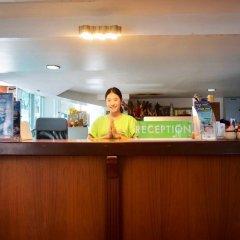 Отель Pranee Amata гостиничный бар