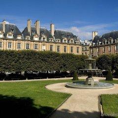 Отель Le Pavillon de la Reine Франция, Париж - отзывы, цены и фото номеров - забронировать отель Le Pavillon de la Reine онлайн фото 3
