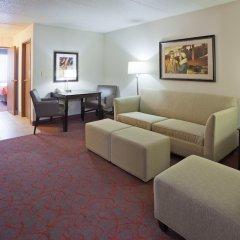 Отель Holiday Inn Express & Suites Bloomington - MPLS Arpt Area W, an IHG Hotel США, Блумингтон - отзывы, цены и фото номеров - забронировать отель Holiday Inn Express & Suites Bloomington - MPLS Arpt Area W, an IHG Hotel онлайн комната для гостей фото 4