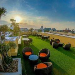 Siri Heritage Bangkok Hotel бассейн