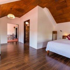 Отель An Bang Coco Villa сейф в номере