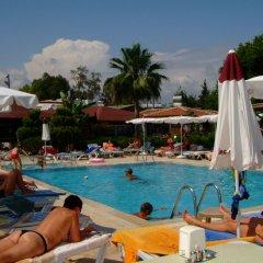Altinkum Bungalows Турция, Сиде - отзывы, цены и фото номеров - забронировать отель Altinkum Bungalows онлайн бассейн фото 3