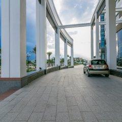 Navy Hotel Cam Ranh Камрань парковка