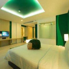 Sleep With Me Hotel design hotel @ patong 4* Стандартный номер фото 14