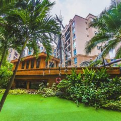 Отель Atlantis Condo Jomtien Pattaya By New Паттайя