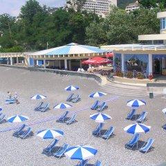 Санаторий Ивушка Сочи пляж