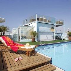 Отель Poseidon Athens бассейн