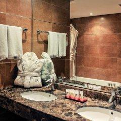 Отель Mercure Rabat Sheherazade Марокко, Рабат - отзывы, цены и фото номеров - забронировать отель Mercure Rabat Sheherazade онлайн ванная фото 2