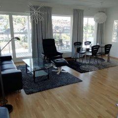 Отель Gauk Apartments Sentrum 3 Норвегия, Санднес - отзывы, цены и фото номеров - забронировать отель Gauk Apartments Sentrum 3 онлайн интерьер отеля