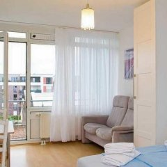 Апартаменты Alice Apartment Кёльн комната для гостей фото 5