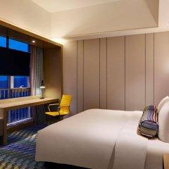 Отель Aloft Guangzhou Tianhe комната для гостей