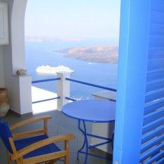 Отель Gaby Apartments Греция, Остров Санторини - отзывы, цены и фото номеров - забронировать отель Gaby Apartments онлайн балкон