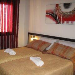 Отель La Rosa Синискола комната для гостей