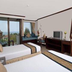 Отель Pinnacle Grand Jomtien Resort комната для гостей фото 2
